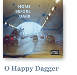O Happy Dagger CD cover